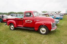 IOLA, WI - JULY 12: Side View Of Vintage Red Chevy 3600 Pickup ... Brgen Chevrolet In West Salem Serving Tomah Wi La Crosse 1953 Chevy Truck Side View Stock Picture I4828978 At Featurepics The Top 4 Things Needs To Fix For The 2019 Silverado Fagan Trailer Janesville Wisconsin Sells Isuzu 2018 1500 Paint Color Options Wilkesbarre New Vehicles Sale Souworth Used Trucks On Today For Mukwonago Ewald Buick Theres A Deerspecial Classic Pickup Super 10 1951 3100 With 4bt Diesel Inlinefour Engine Salt Lake City Provo Ut Watts Automotive Mobile Boutique Marketing
