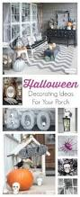 Motion Activated Outdoor Halloween Decorations by Scary Halloween Decorations For The Front Porch Atta Says