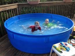 Image Of Hard Plastic Swimming Pools For Kids