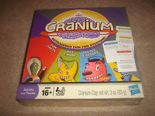 2 Players Cranium Board Traditional Games