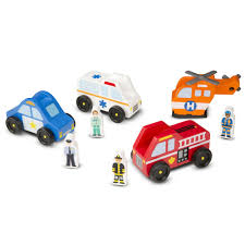 Melissa & Doug Emergency Vehicle Set - £12.00 - Hamleys For Toys And ... Sound Puzzles Melissa Doug 3d Stacking Emergency Vehicles Refighter Truck Melissa And Doug Kids Play Pretend Toys Dillards Around The Fire Station Puzzle R Us Canada Solar System Space Radar Find More And Firetruck Makes Noise For Sale Doug Wooden Fire Games Compare Prices The At John Lewis Partners Disney Baby Mickey Mouse Friends Wooden Truck 100 Pieces Ktpuzz9 Colorful Fish Peg Personalized Miles Kimball Memtes Electric Toy With Lights Sirens Sounds