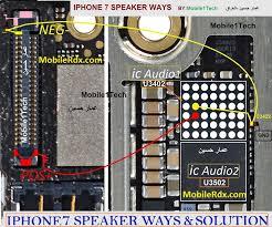 Solve iPhone 7 Speaker Not Working Problem Ringer Jumper Ways