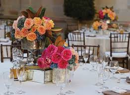 Non Traditional Wedding Reception Ideas Lovely Indoor Receptions The Centerpieces Smarter