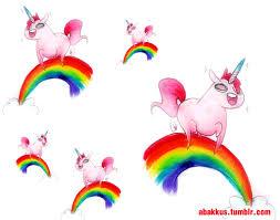 Rainbows GIF On GIFER