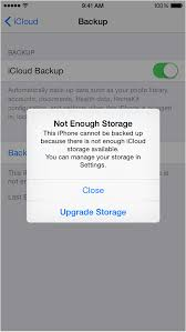 If iCloud Backup couldn t be pleted or you can t restore