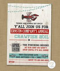 Crawfish Boil Table Decorations by Crawfish Boil Party Decorations You May Think They Are Lobsters