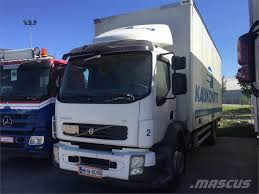 Volvo FLH 240, KSA Umpikori Pl-Nostin - Box Body Trucks, Price ...