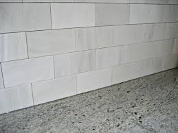 i m thinking marble will be more exciting than just white subway