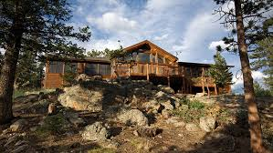 The Mountain View House Plans by Contemporary Cottage House Plans Builderhouseplans