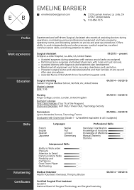 Resume Examples By Real People: Surgical Assistant Resume ... 89 Examples Of Rumes For Medical Assistant Resume 10 Description Resume Samples Cover Letter Medical Skills Pleasant How To Write A Assistant With Examples Experienced Support Mplates 2019 Free Summary Riez Sample Rumes Certified Example Inspirational Resumegetcom 50 And Templates Visualcv