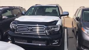 2018 Toyota Sequoia Pre PDI Fresh Off The Truck Walk Around - YouTube New 2019 Toyota Sequoia Trd Sport In Lincolnwood Il Grossinger Limited 5tdjy5g15ks167107 Lithia Of 2018 Trd 20 Top Upcoming Cars Used Parts 2005 Sr5 47l Subway Truck 5tdby5gks166407 Odessa Wikipedia Canucks Trucks Is There A Way To Improve Mpg City Modified Stuff Pinterest Pricing Features Ratings And Reviews Edmunds First Look At The New Clermont Explore 2017 Performance Lease Deals Specials Greensburgpa