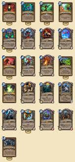hearthstone knights of the frozen throne pro players decks on