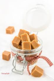 selbstgemachte caramel toffees rezept