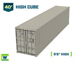 104 40 Foot Shipping Container Steel Storage Rentals 20 Portable Storage S