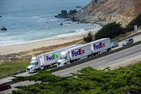 100 Fedex Freight Truck FedEx