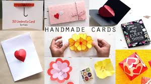 10 Stunning DIY Handmade Greeting Cards