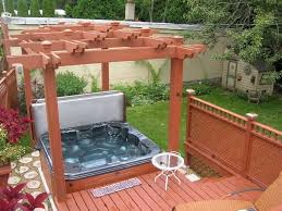 Oasis Hot Tub & Sauna | Gallery Hot Tub Patio Deck Plans Decoration Ideas Sexy Tubs And Spas Backyard Hot Tubs Extraordinary Amazing With Stone Masons Keys Spa Control Panel Home Outdoor Landscaping Images On Outstanding Fabulous For Decor Arrangement With Tub Patio Design Ideas Regard To Present Household Superb Part 7 Saunas Best Pinterest Diy Hottub Wood Pergola Wonderful Garden