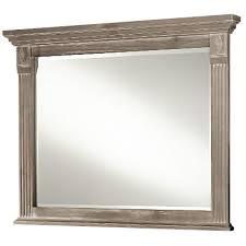Vaughan Bassett Dresser With Mirror by Vaughan Bassett Dresser Mirrors Woodlands Bb96 446 Mirror From
