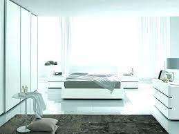chambre a coucher blanc laqué chambre a coucher blanc chambre coucher de luxe 107 ides