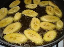 cuisiner des bananes plantain bananes plantain frites cuisine du monde