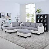 Starship Sofa By Pillow Kingdom by Amazon Com Sectional Sofas Sofas U0026 Couches Living Room