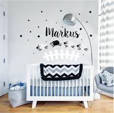 Counting Sheep | Personalised Baby Name Wall Decal Decal Baby On Board Stroller Buy Vinyl Decals For Car Or Interior Animal Wall Decals Cute Adorable Baby Sibling Goats Playing Stars Rainbow Colors Ecofriendly Fabric Removable Reusable Stickers Welcome To Our Wedding Custom Personalized Couple Sign Mirror Glass Sticker Feather Living Room Nursery Bedroom Decor Wh Wonderful Mariagavalawebsite Costway 3 In 1 High Chair Convertible Play Table Seat Booster Toddler Feeding Tray Pink Details About The Walking Dad Funny Car On Board In Bumper Window Atlanta Cornhole Decalsah7 Hawks Vehicle Nnzdrw5323 The Best Kids Designs Sa 2019 Easy Apply Arabic Alphabet Letters