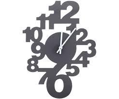 horloge cuisine pas cher poubelle cuisine pas cher 13 horloge pendule en bois design cosy