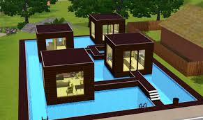 20 beautiful cool sims 3 house ideas building plans online 53169