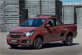 100 Chevy Compact Truck GM Files For The Montana Vehicle Name Trademark For Its