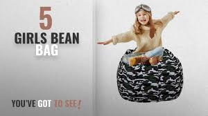 Top 10 Girls Bean Bag [2018]: Stuffed Animal Storage Bean Bag Chair ... Creative Qt Stuffed Animal Storage Bean Bag Chair Extra Large Zoomie Kids Bedroom Cotton Wayfair Top 10 Best Chairs For Reviews 2019 Lounger Joss Main Orka Home Personalised Grey Zigzag And Pink Small World Baby Shop Ahh Products Llama Love Wayfairca Sale Fniture Prices Brands Cover Butterflycraze 48 Impressive Patterned Ideas Trend4homy