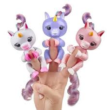 Head Over To Walmart Where You Can Get The Fingerlings Interactive Baby Unicorn By WowWee For Only 1484