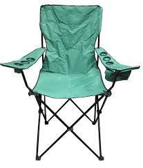 VM International Giant Folding Chair, Green
