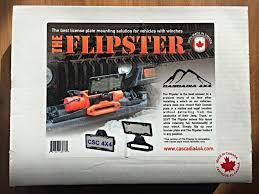 100 Truck And Winch Coupon Code The Flipster License Plate Mount Tacoma World