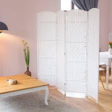 büromöbel spanische wand paravent bambus 4 teilig 180 x 180