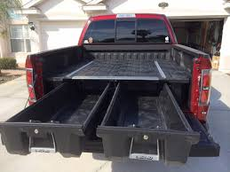 Bed Drawer Slides - Best Drawer Model Photo Gallery Are Truck Caps And Tonneau Covers Dcu With Bed Storage System The Best Of 2018 Weathertech Ford F250 2015 Roll Up Cover Coat Rack Homemade Slide Tools Equipment Contractor Amazoncom 8rc2315 Automotive Decked Installationdecked Plans Garagewoodshop Pinterest Bed Cap World Pull Out Listitdallas Simplest Diy For Chevy Avalanche Youtube