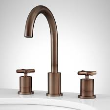 Delta Antique Bronze Bathroom Faucets by Bathroom Waterfall Bathroom Faucet Corner Bathroom Sink Wide