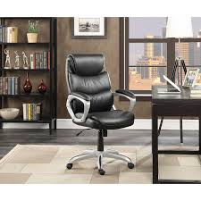 Harwick Ergonomic Drafting Chair by Amazon Com Serta Leather Manager U0027s Office Chair Black Office