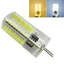 usa shipping 10x g4 led bulb dimmable 120v 3w 350 lumens 4014 smd