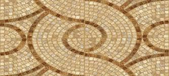 reusing broken ceramic tiles to create a mosaic doityourself
