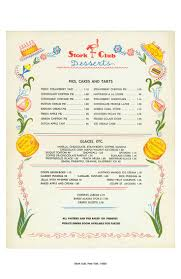 Upper Deck Hallandale Menu by 410 Best Vintage Menus Images On Pinterest Vintage Menu Dinner