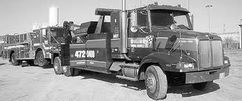 100 Need A Tow Truck WILLIMS TOWING LTD Fleet Complete