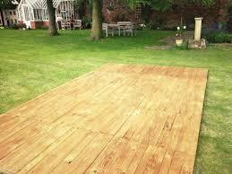 Outdoor Flooring Options Exteriors Deck