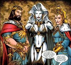 Hope Adopted By Royal Family Done With The Lessons Lady Death