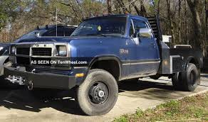 100 1993 Dodge Truck RAM 350 Information And Photos ZombieDrive