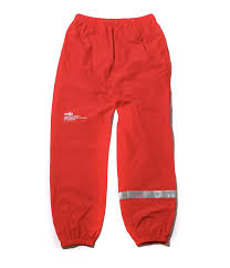 100 Atmos 35 ATMOS LAB REFLECTIVE C N TRACK PANTS Red New York
