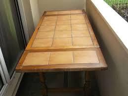table de cuisine en bois massif achetez table de cuisine occasion annonce vente à la teste de