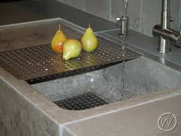 Best Kitchen Sink Material 2015 by Choosing The Best Kitchen Sink For You By Customcretewerks Inc