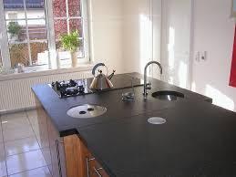 küchenarbeitsplatte granit gestaltungsideen und