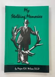 100 Memories By Design My Stalking Major RA Wilson