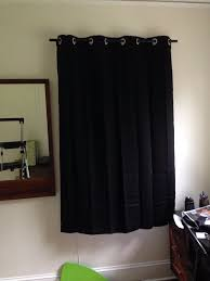 Decorative Traverse Rods Canada by Make Stylish Yet Inexpensive Curtain Rods 7 Steps With Pictures